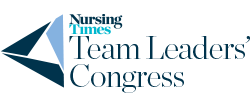 Nursing Times Team Leaders' Congress